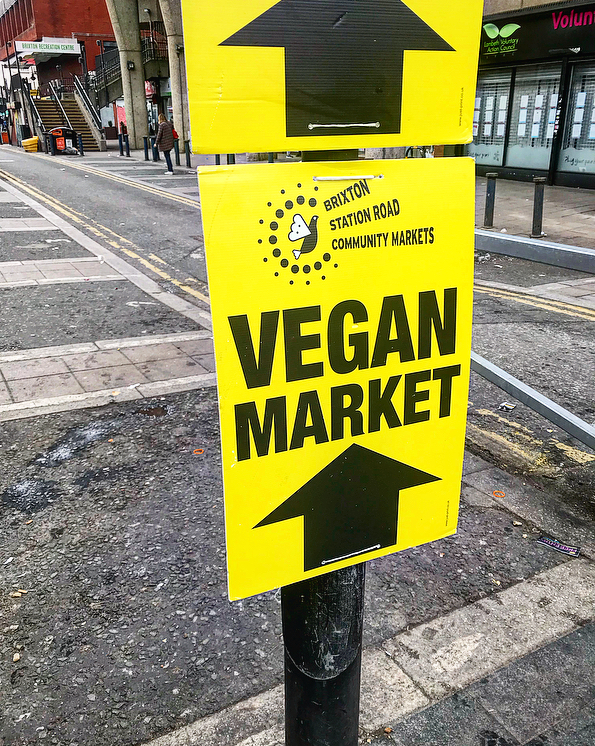 brixton vegan market london cape town