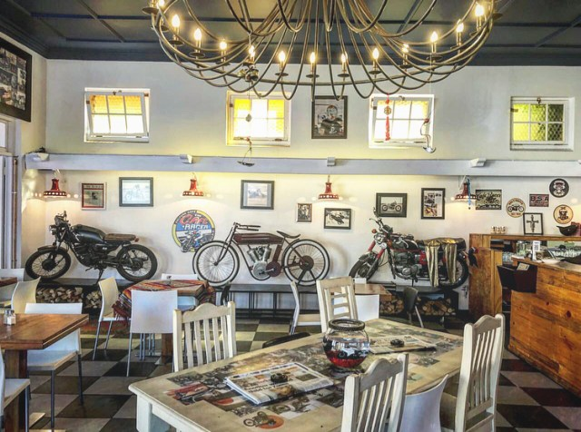 the cafe racer strand cape town vegan