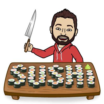 cape town vegan sushi
