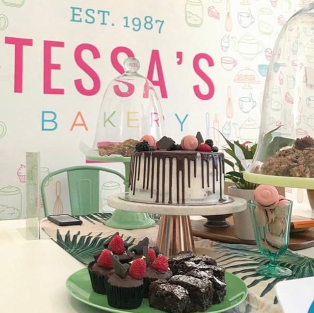 tessa's bakery cape town vegan