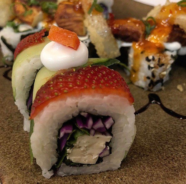 active sushi on bree cape town vegan