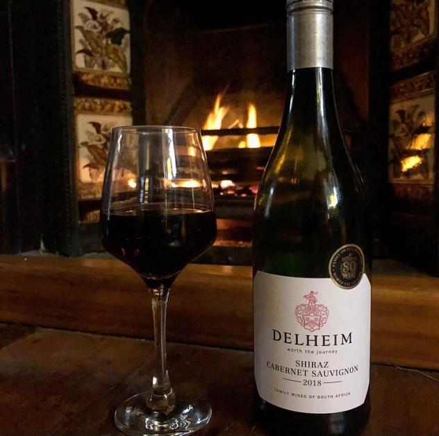 delheim wines cape town vegan