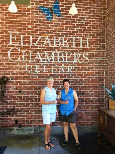 Elizabeth Chambers Cellar, McMinnville, OR
