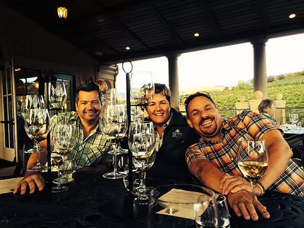 Belle Fiore Winery, Ashland, OR