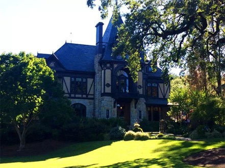 Beringer Vineyards, St. Helena, CA​