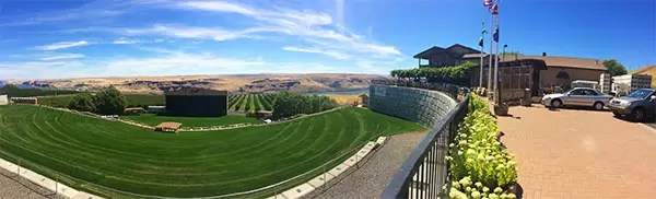 Maryhill Winery, Goldendale, WA