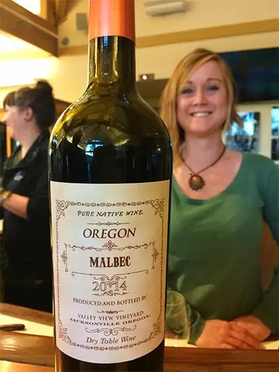 Valley View Winery, Jacksonville, OR