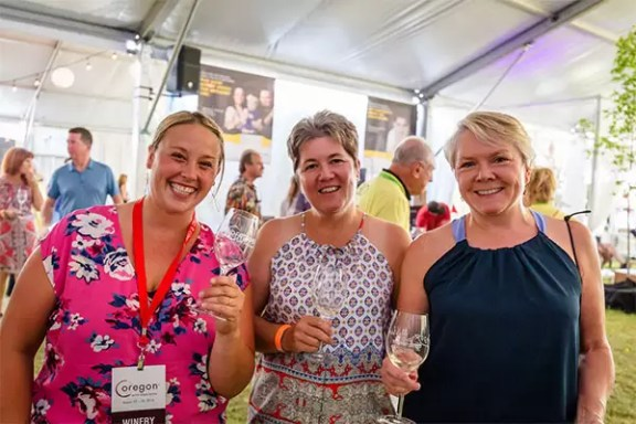 ​2017 Oregon Wine Experience, Jacksonville, OR​