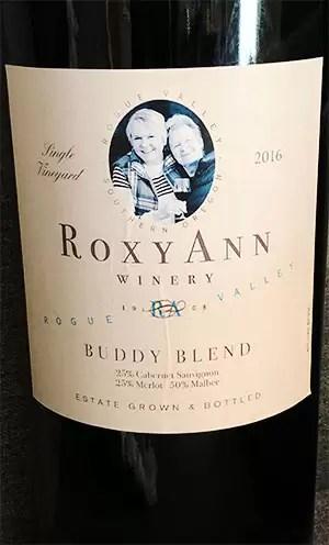 RoxyAnne Buddy Blend Wine