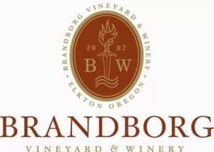Brandborg Vineyard and Winery Logo