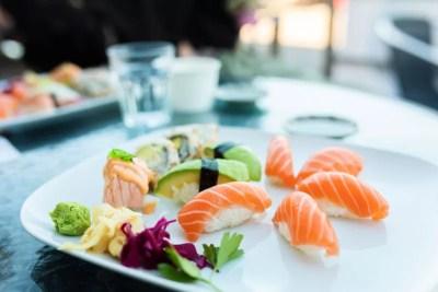 Sushi Umami Flavors