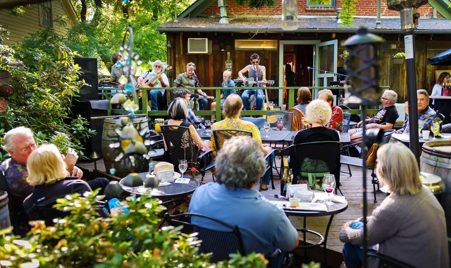 Live Music Event at South Stage Cellars