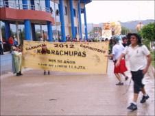 Los Kjarachupas reaparecieron con fuerza, celebrando sus cincuenta años de existencia