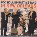 Doc Houlind Ragtime Band in New Orleans