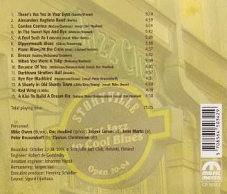 Doc Houlind International All Stars Live in Storyville - B