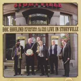 Doc Houlind International All Stars Live in Storyville