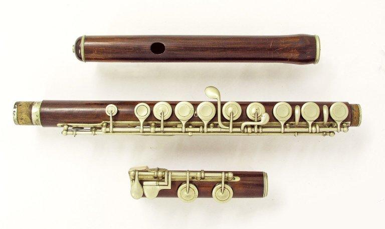 Böhm Flute, 1847 system (18??)