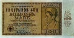 100.000.000.000.000,- Deutsch Marks