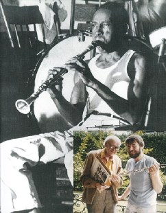 George Lewis, Bill Russell og Eberhard Kraut