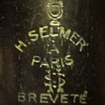 Selmer old logo
