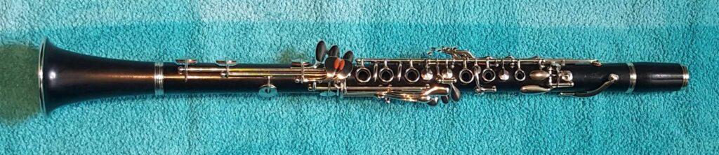 G. L. Penzel & Müller Böhm klarinet