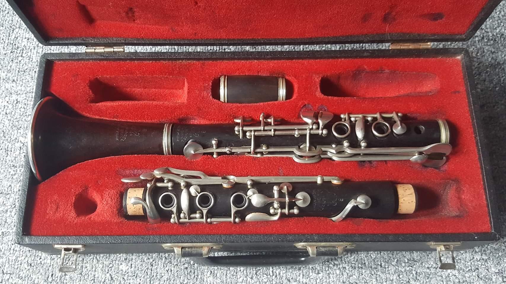 GL Penzel Albert clarinet