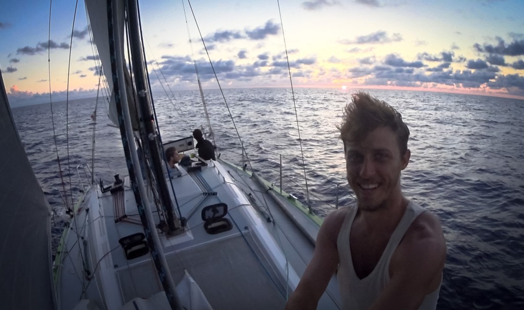 Traverser l'Atlantique en voilier