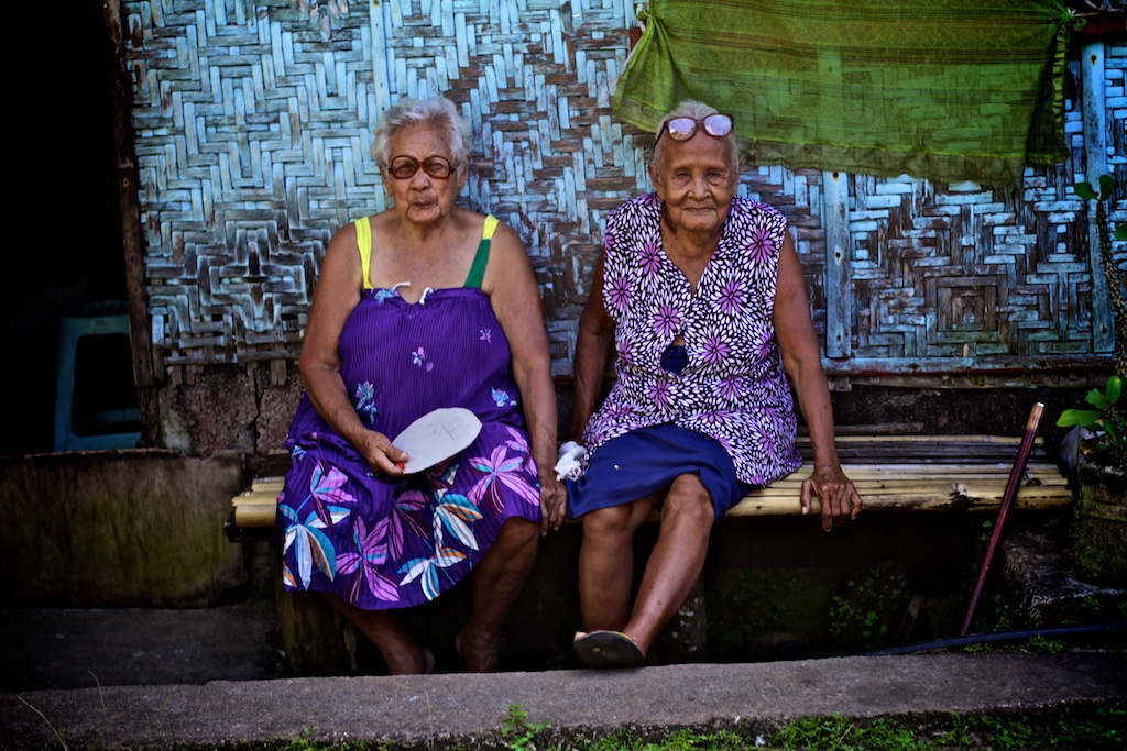 philippines old ladies