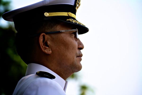 La police à Bali et les amendes sur la route