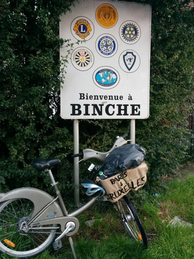 velib-binche