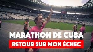 Marathon de Cuba : retour sur mon défi raté