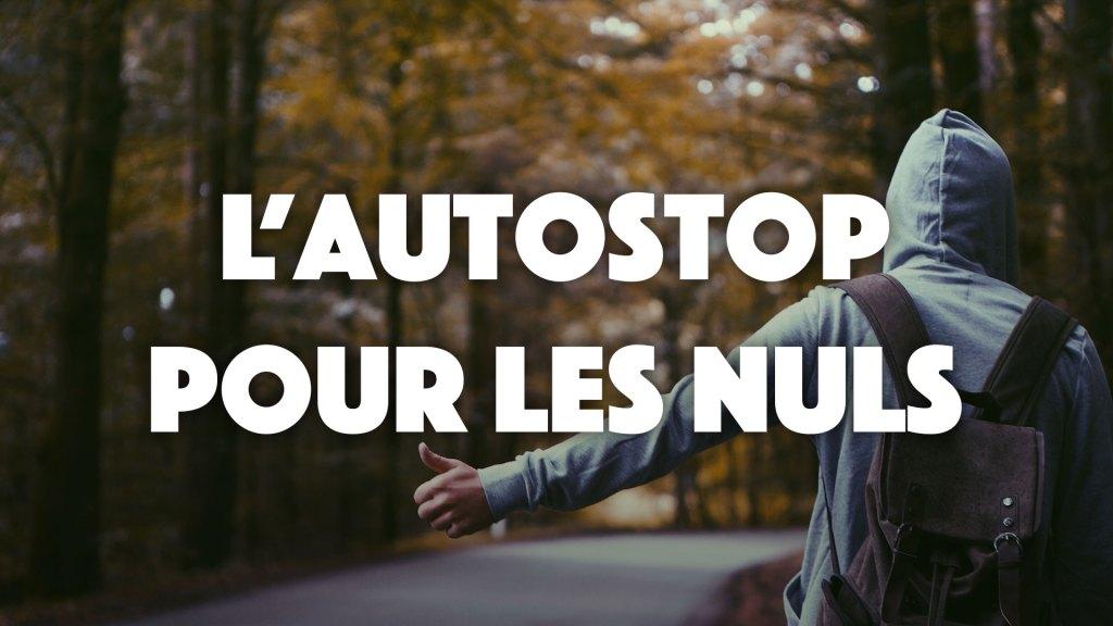 Guide autostop