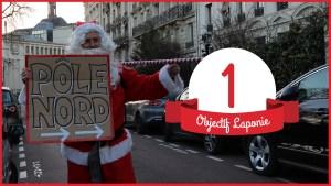 #01 Objectif Laponie - Départ en autostop de Paris