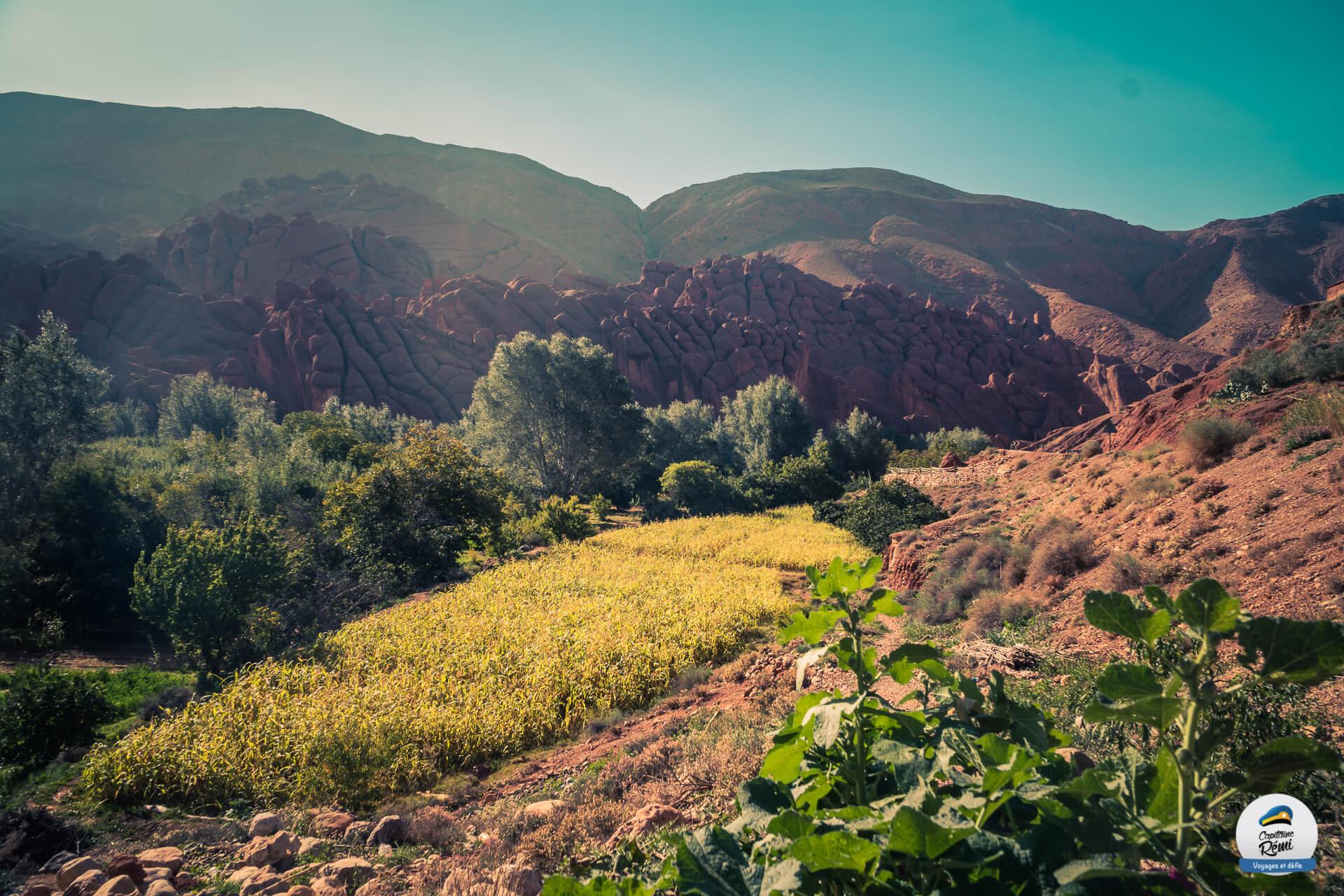 Vallée de Rodes Maroc