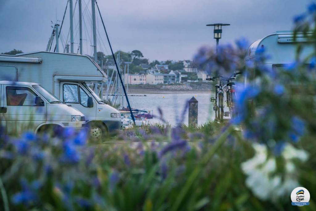 Parking Camping-Car Brest