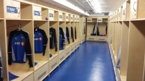 Vestiaire FC Montréal