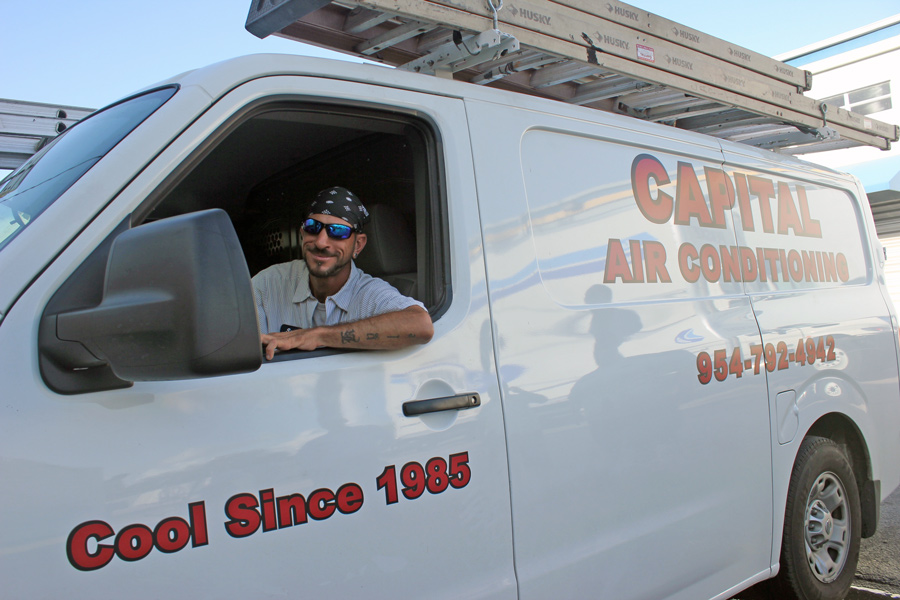 Capital Air Conditioning Fort Lauderdale experienced professionals