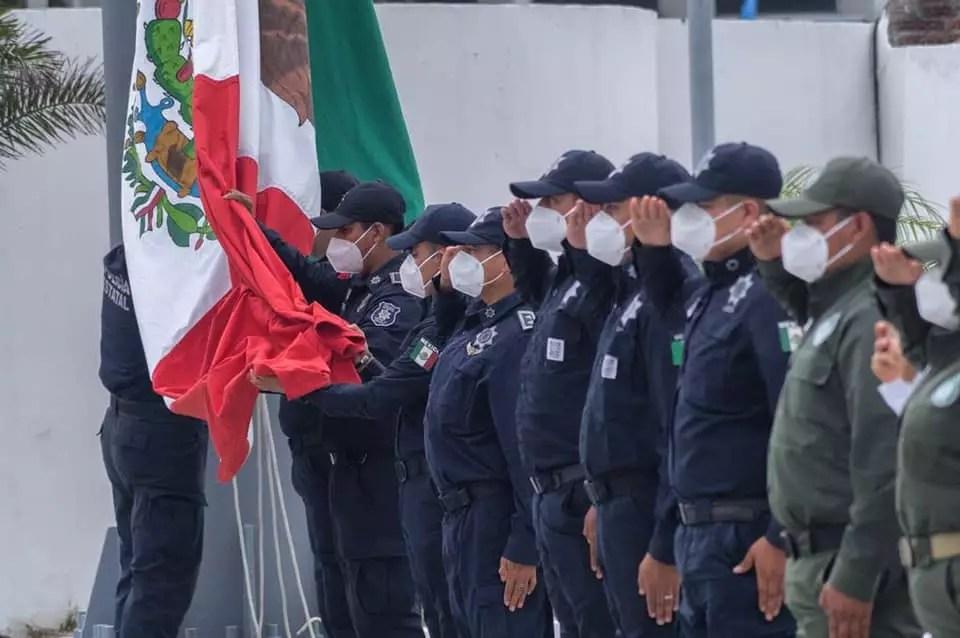 Gobierno Federal propone salario digno para policías en México