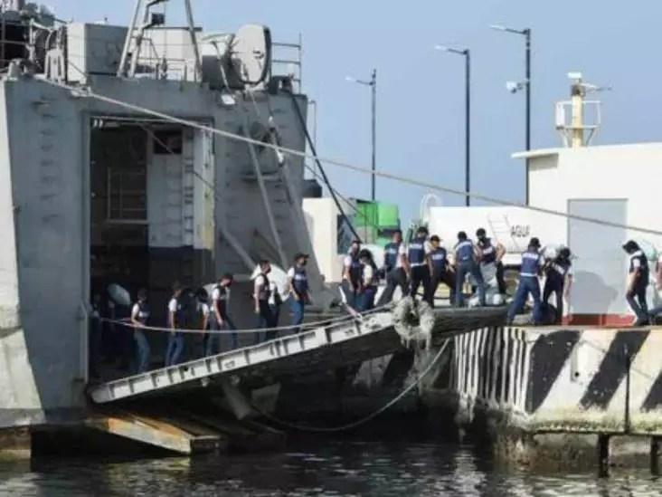 México enviará barcos con oxígeno y alimentos a Cuba