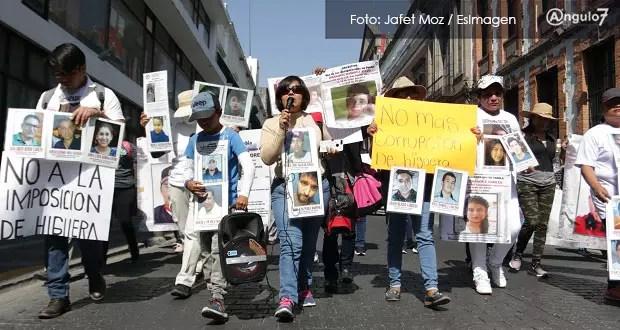 En México hay más de 92 mil personas desaparecidas