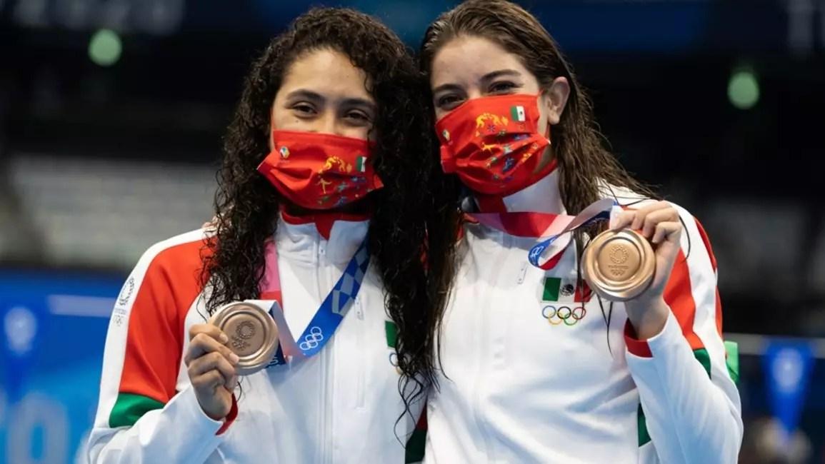 ¡México suma medalla de bronce en Tokio 2020!