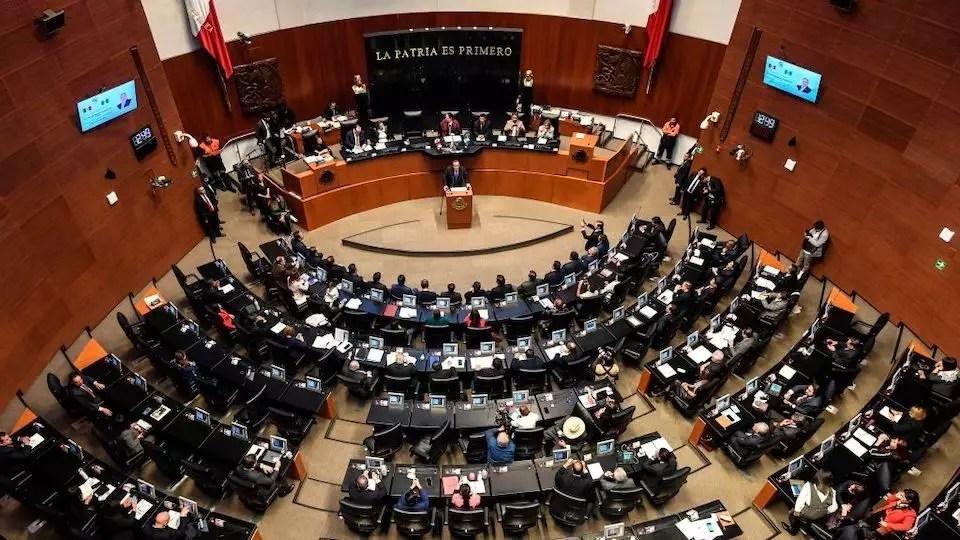 MC en el Senado presenta su agenda legislativa