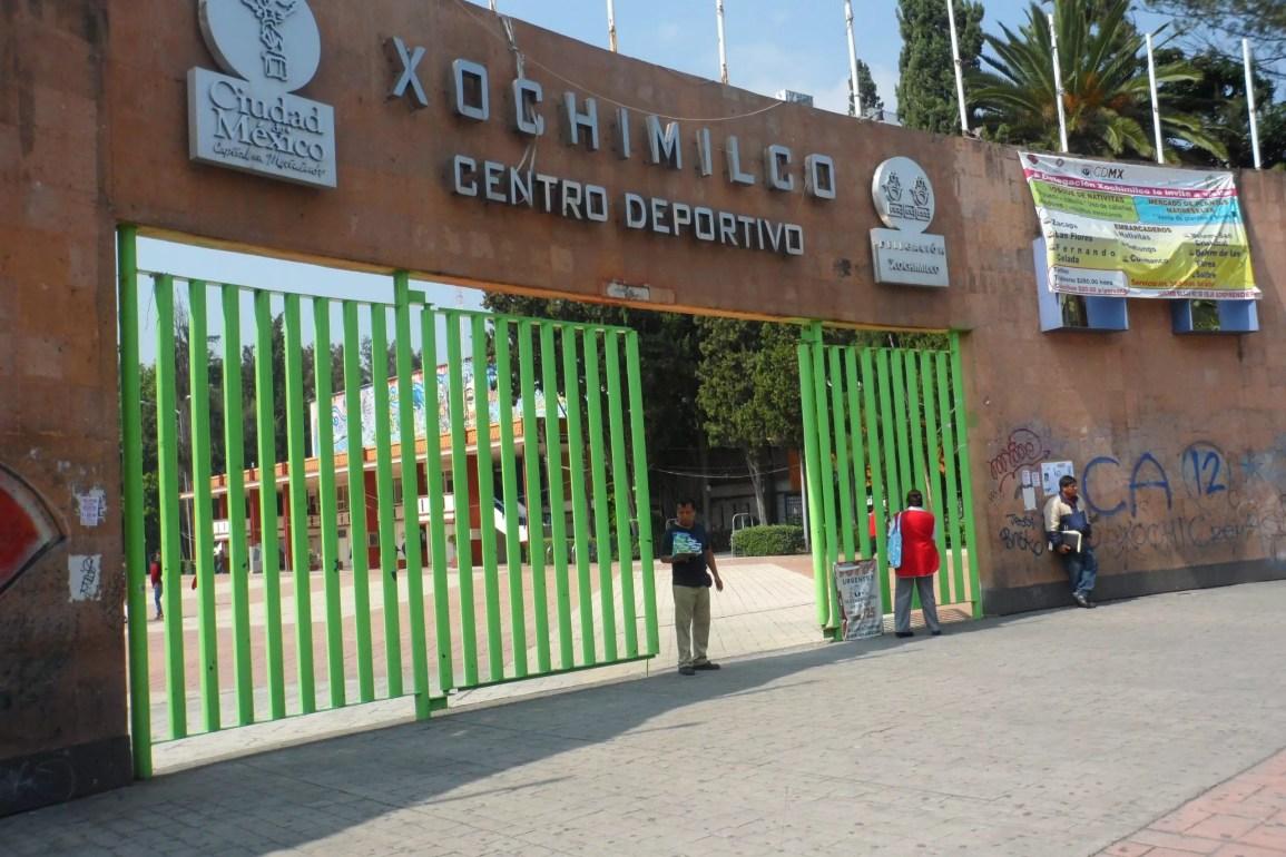 Saturan vacunación en Xochimilco