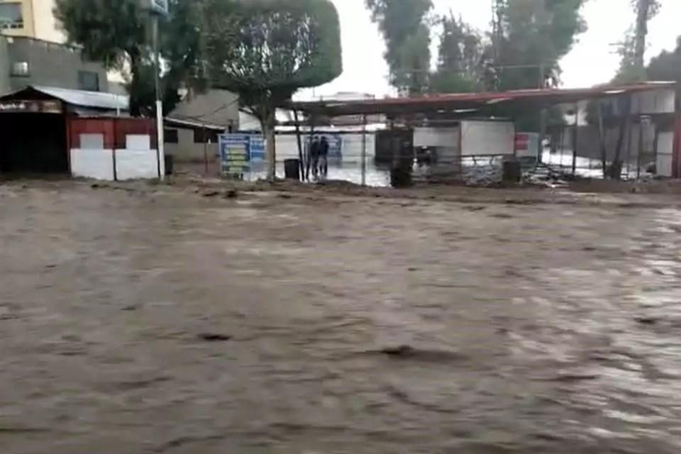 Ecatepec se mantiene colapsado