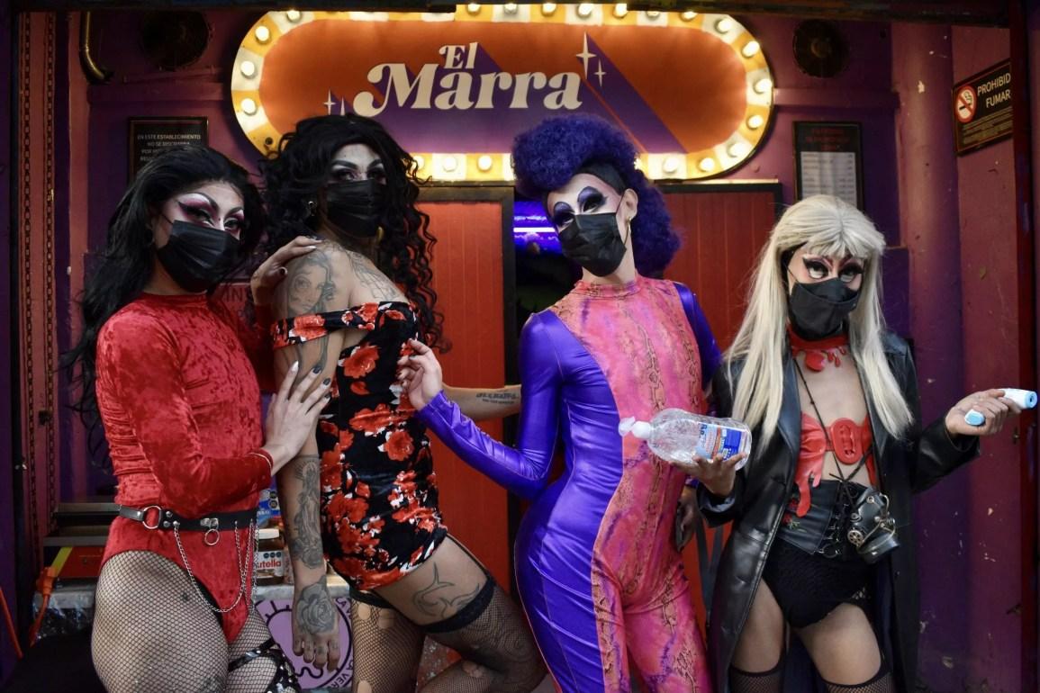 El Marrakech Salón, un lugar de culto LGBT+