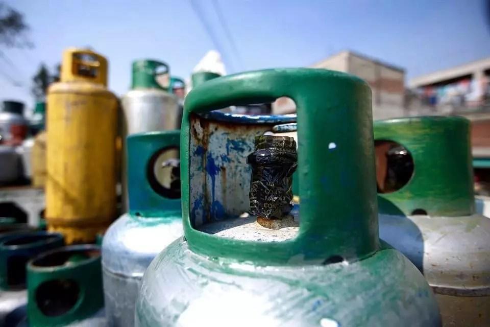 Aumenta precio de gas LP en México