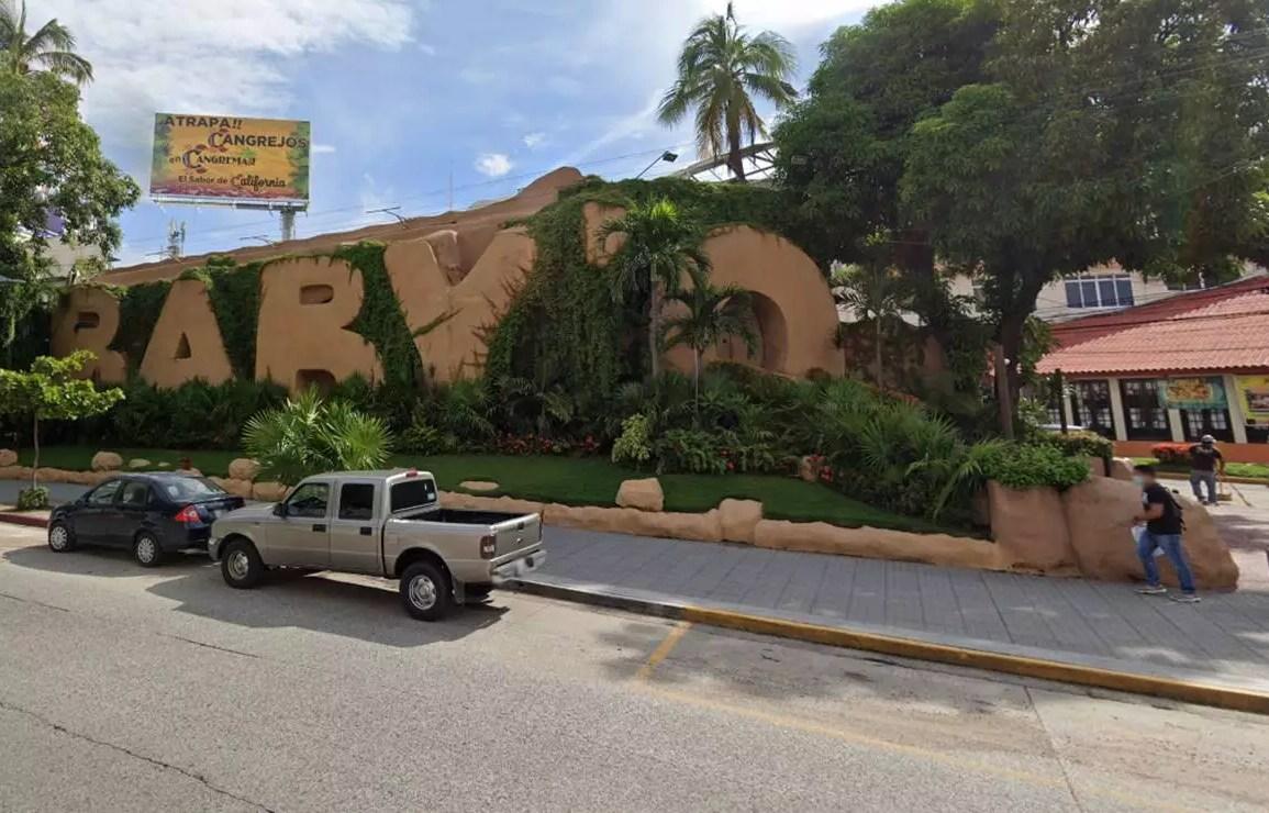 Discoteca Baby´O se incendia en Acapulco