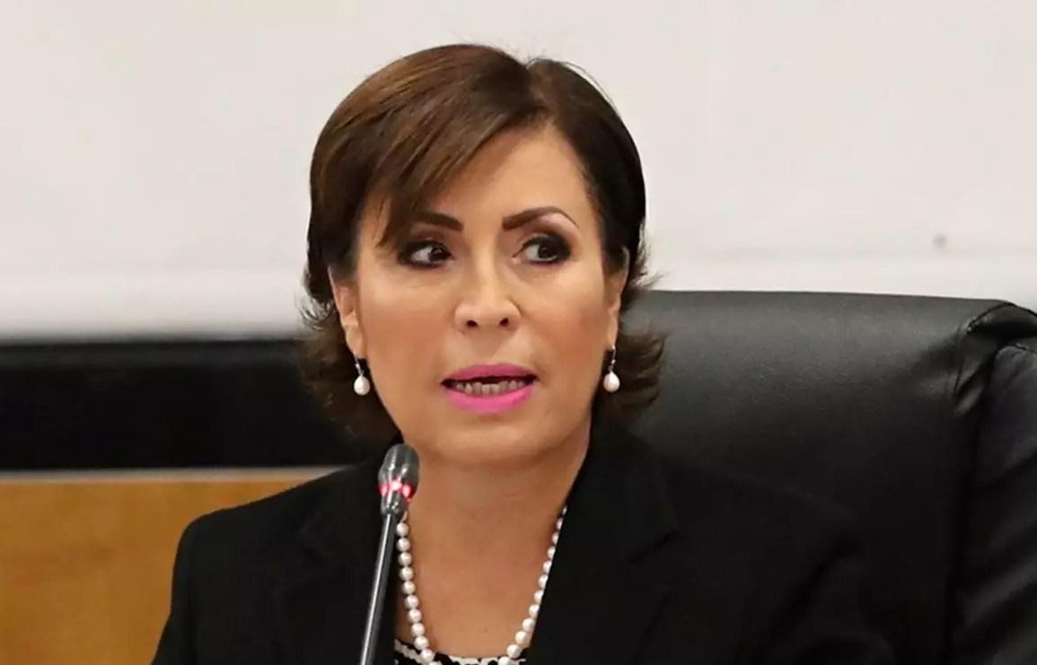Juez le concedió un amparo a Rosario Robles