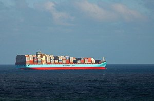 Cargo ship - If you are transporting items by it, you will need a bill of lading