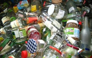 Glass - one of the most most environmentally friendly food packaging